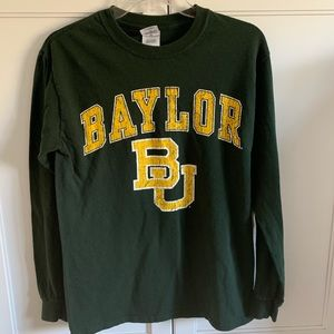 Gildan | Long Sleeve Baylor Bears Tee
